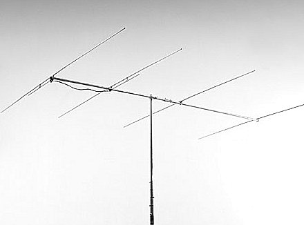 Comet Antenna Six Meters