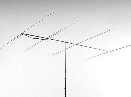 Comet Antenna Six Meters