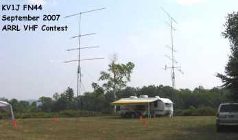June VHF Contest