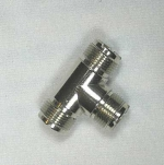 Type N Tee Connector Male - Female - Product Image