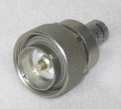 7/16 DIN Male to 50 Ohm Termination (Used) - Product Image