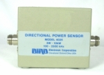 Bird Model 4022 Power Sensor25-1000 MHz  300 mW to 1 kW(Used - In Excellent Condition) - Product Image