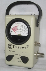 Telewave Broadband 44A VHF/UHF (New)20-1000 MHz Directional Wattmeter - Product Image