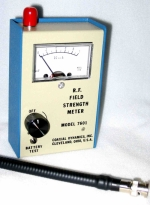 Coaxial Dynamics Relative Field Stregth Meter 7601 (New) - Product Image