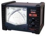 Daiwa CN-801VN VHF/UHF RF WattmeterPeak and Average Power N(F) Connectors - Product Image