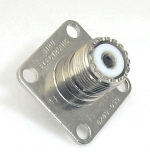 Bird 4240-050 QC Connector for Wattmeter (UHF) - Product Image
