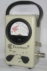 Telewave Broadband 44L1P HF/VHF (New)2-200 MHz Directional WattmeterRF Sampling Port - Product Image