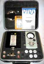 Bird 4410A Multipower Broadband Kit 4410-097 AN/URM-213 (Used)Wattmeter, RF Load, RF Measurement Kit0.45-1000 MHz & 1-10000 Watts - Product Image