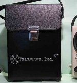 Telewave Deluxe Leather Case TC44 (New) - Product Image