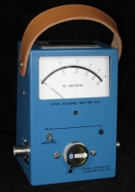 Coaxial Dynamics Peak, Pulse, & Average  Reading Dual Socket Wattmeter 83021 (New)Same Performance as Bird Model 43P and 4314B100% Compatible with Bird Model 43 Elements - Product Image