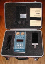 Bird 4391M RF Power Analyst Kit (4391A)(NOS)Bird 100-ST-MN 100 Watt Load Resistor - Product Image