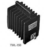 Telewave TWL-150 Bench RF Load 150 Watt 2500 MHz (New) - Product Image
