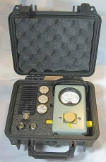 Bird Model 43 Thruline RF Wattmeter Kit (New)With Pelican 1200 Case & Bird RF Load - Product Image
