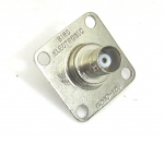 Bird 4240-125 QC Connector for Wattmeter BNC (F) - Product Image