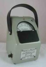 Bird 6254 Milliwattmeter 2000 mW (QRP) (New)Internal 50 Ohm 2 Watt Load - Product Image