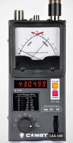 Comet Antenna Analyzer CAA-500 (New) - Product Image