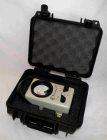 Pellican 1200 Custom Case for Telewave Wattmeters (New) - Product Image